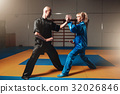 wushu, exercise, fighter 32026846