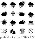 Weather icons 32027372