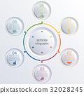 chart, circle, design 32028245