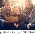 adult, couple, grandson 32033444