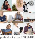 employing, expertise, female 32034401
