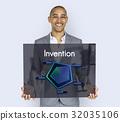 business, diagram, goals 32035106