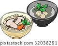 벡터, 일식, 일본 요리 32038291