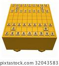 shogi, chess figure, shogi piece 32043583