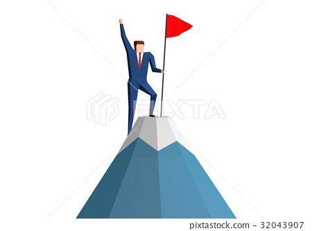 정상에 깃발을 세우는 사업 32043907