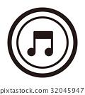 시리즈 【모노톤 / 아이콘] 32045947
