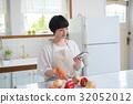 젊은 주부 요리 32052012