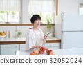 젊은 주부 요리 32052024