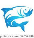 fish, silhouette, water 32054586
