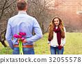 浪漫 夫婦 一對 32055578