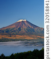 富士山 秋天 秋 32058841