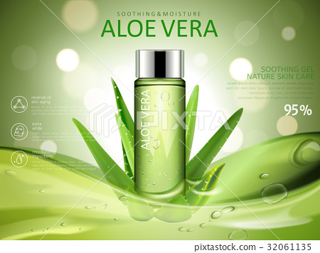 aloe vera soothing gel 32061135