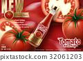 tomato ketchup ad 32061203