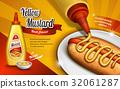 mustard sauce ad 32061287