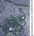 tokyo, hanzomon, scape 32069479