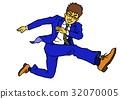 company employee, office worker, salaryman 32070005
