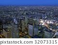 東京 城市景觀 城市風光 32073315