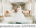 新娘 年轻 白人 32076495