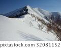 雪山 冬季山区 新雪 32081152