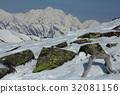 雪山 冬季山区 新雪 32081156