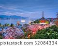 Miyajima, Japan in Spring 32084334