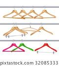 vector coat clothes 32085333
