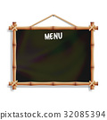 board, menu, frame 32085394