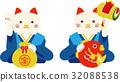 招财猫 新年 新春 32088538