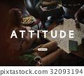 attitude be positive 32093194