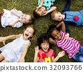 Group of Children are in a Field Trips 32093766