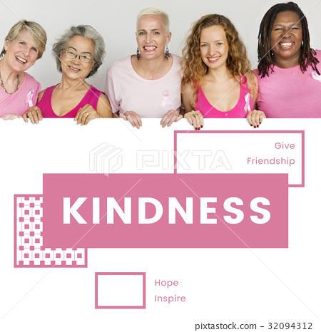 Donation Community Service Volunteer Support 32094312