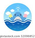 鲸鱼 动物 海洋 32096852