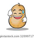 土豆 马铃薯 卡通 32099717
