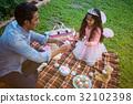 女孩 少女 父親 32102398