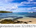 海景 琉球 沖繩 32109270
