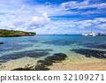 海景 琉球 沖繩 32109271
