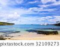 海景 琉球 沖繩 32109273