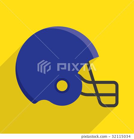 american football helmet 32115034