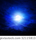 night sky moon 32115813