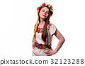 flower, costume, national 32123288