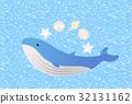 鲸鱼 动物 哺乳动物 32131162