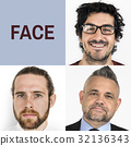 diversity, expression, face 32136343