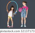 Studio Shoot People Kid Girl 32137173