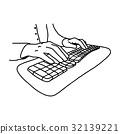 計算機 電腦 鍵盤 32139221