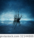 ghost ship 32144666