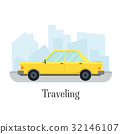 travelling taxi transportation 32146107