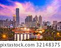Kaohsiung, Taiwan Skyline 32148375
