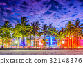 Miami Beach, Florida, USA 32148376