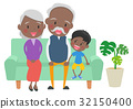 family, household, elderly 32150400