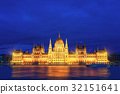 Hungarian Parliament in Budapest 32151641